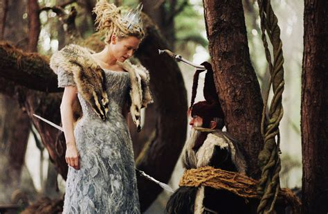 Tilda Swinton As Jadis, The White Witch In The Chronicles