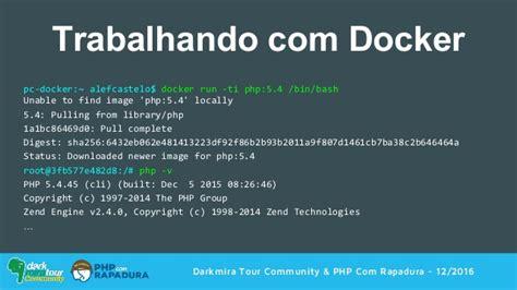 docker php em  minutos webadesign empresa de