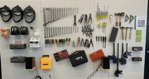 general shop tools makerspace