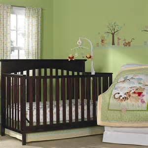 pooh and friends 3 piece crib bedding set disney baby