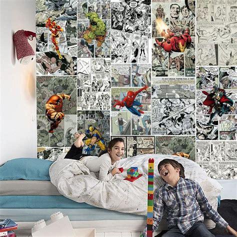 marvel comics wallpaper  wallpaper  walls mural kids