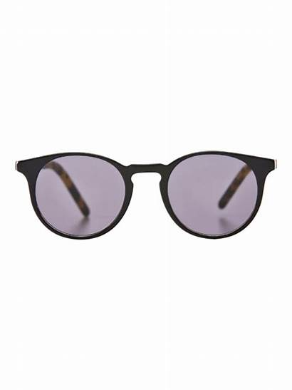 Eye Round Olivela Sunglasses Engraving