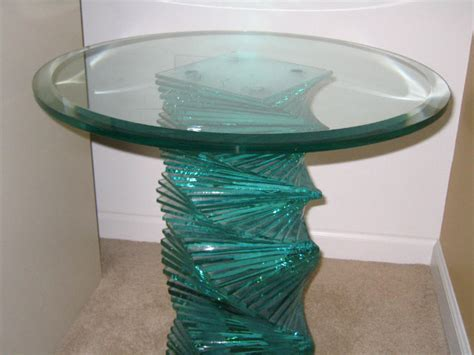 custom glass table tops custom glass tables and glass table tops chicago il