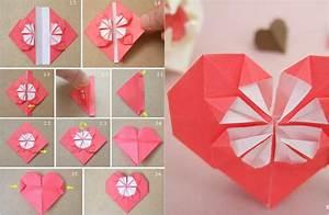 Herz Falten Origami : geld falten herz 3 anleitungen und verschiedene ideen ~ Eleganceandgraceweddings.com Haus und Dekorationen