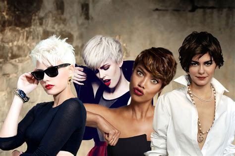 Super Extravagant Pixie Haircuts For Short Hair Lovers