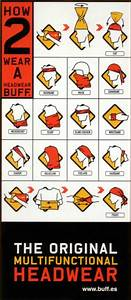 Buff Headwear Instructions Pdf