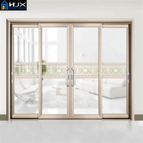duper glass door price price of aluminium sliding