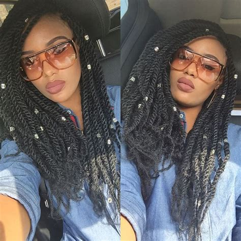 kinky twist hairstyle designs ideas design trends