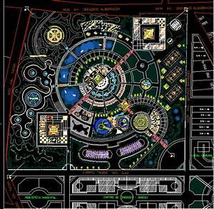 Ecological Complex 2D DWG Design Block for AutoCAD
