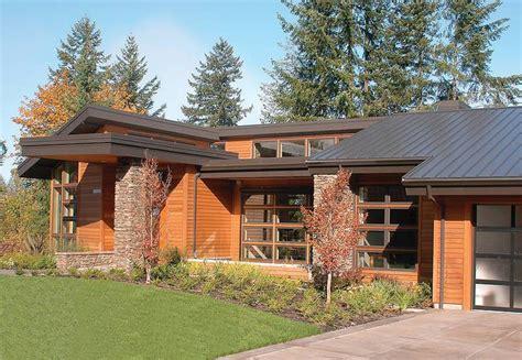 Modern Style House Plan  4 Beds 350 Baths 4600 Sqft