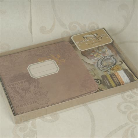 The New Scrapbook Diy Homemade Handmade Album Series