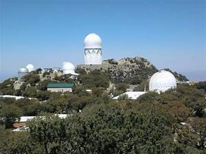 Solar telescope - Picture of Kitt Peak National ...