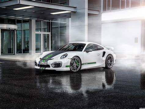 Fotos De Porsche Techart 911 Turbo Power Kit 2018 Foto 1