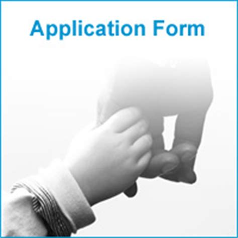 foster care application form information for foster carers