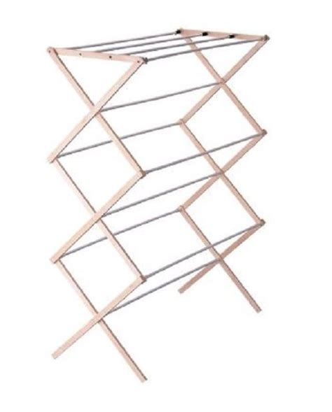 folding drying rack wooden clothes drying rack folding wood outdoor indoor