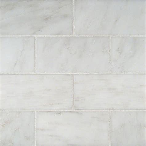 buy greecian white 3x6 subway polished wallandtile