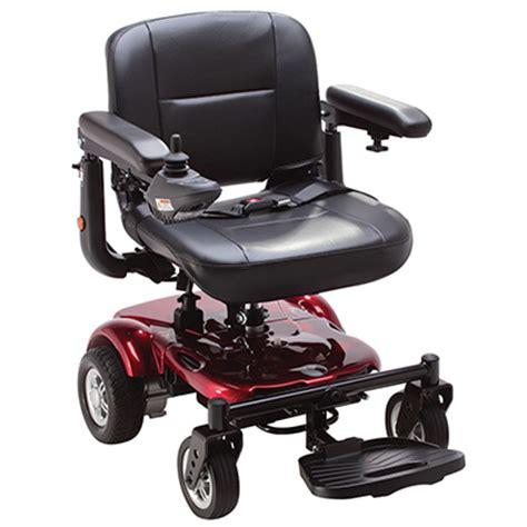 ex demo new rascal p321 electric wheelchair power chair