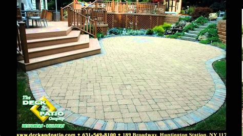 Permit Needed For Paver Patio?