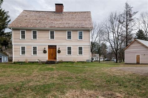 Colonial Home : 3 Colonial Houses With Revolutionary War Connections For