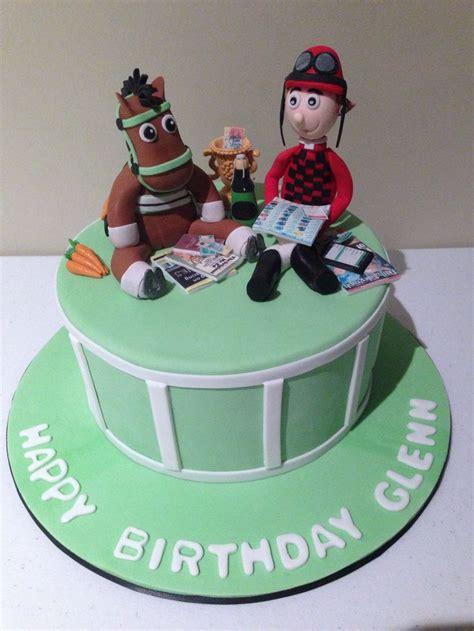 horse racing cake cake designs pinterest horse