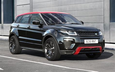 range rover evoque review classier   bmw