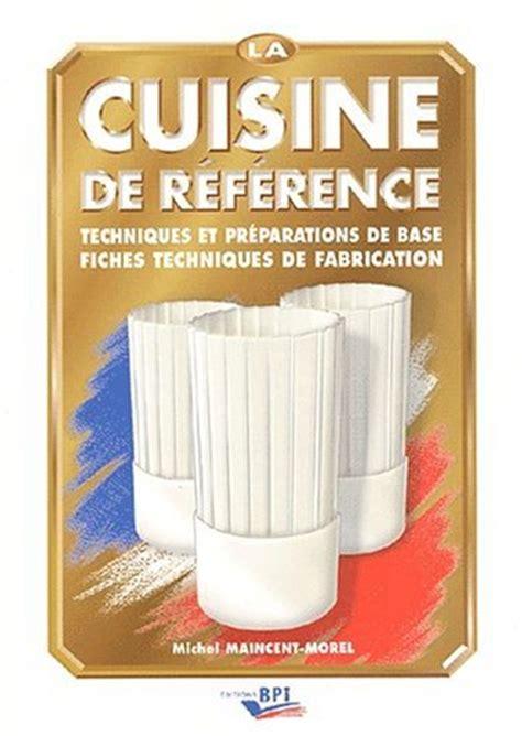 cuisine sur m6 livres de cuisine professionnelle cap cuisine et bts