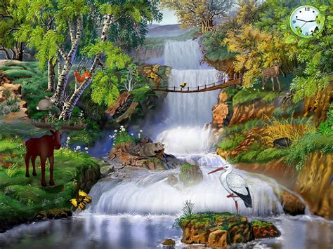 3d Animated Nature Wallpaper Free - nature photos nature pictures screensaver