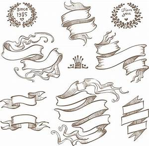 ribbon drawing - Google Search | Plunis Incendo ...
