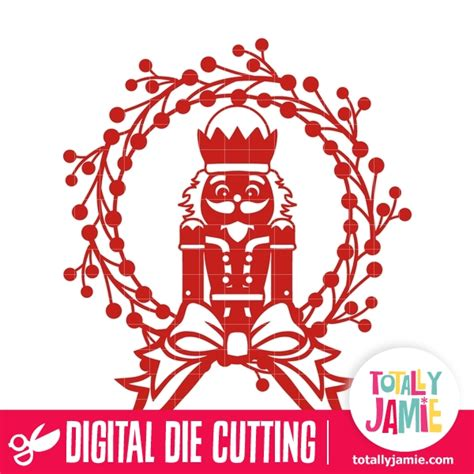 Svg cut studio offer high quality digital files for crafters. wreath Archives - TotallyJamie: SVG Cut Files, Graphic ...