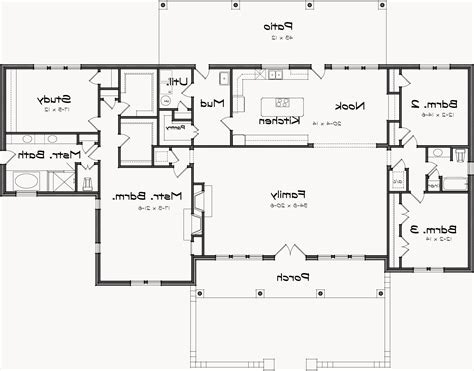 free floor plans for houses free printable house plan house plans