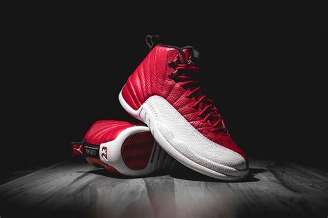 Air Jordan 12 Retro 'gym Red'  Where To Buy Online