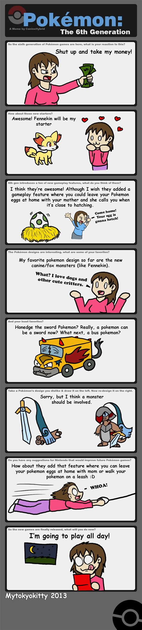 Pokemon X And Y Memes - my pokemon x and y meme by mytokyokitty on deviantart