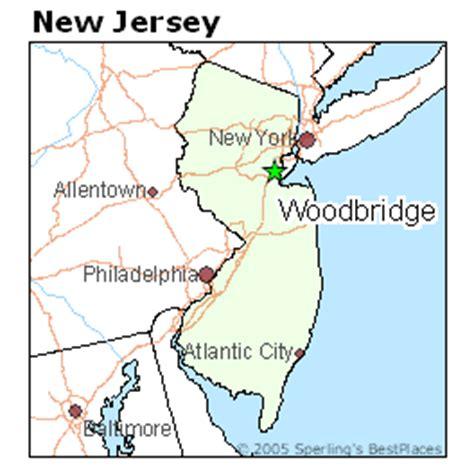 places    woodbridge  jersey