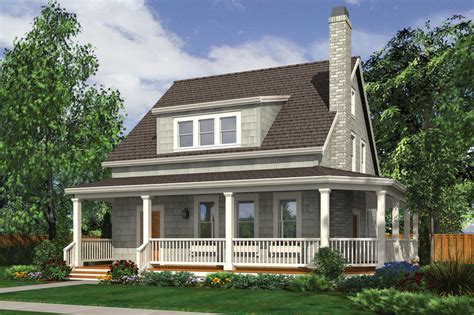 Cottage Style House Plan 3 Beds 2 5 Baths 1915 Sq/Ft
