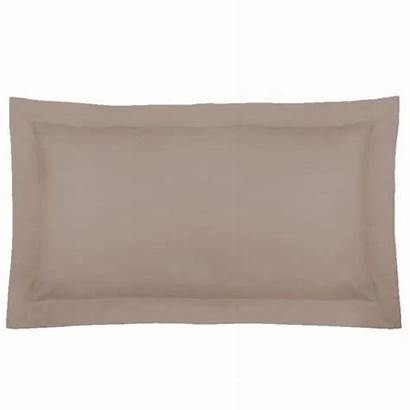 Count Pillow Thread Egyptian Cotton Stone Case