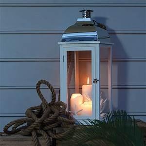Lanterne Pour Bougie : la d co s 39 claire la lanterne floriane lemari ~ Preciouscoupons.com Idées de Décoration