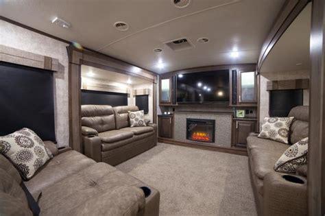 2017 Open Range 3x 377flr Rear Living Room Fifth Wheel