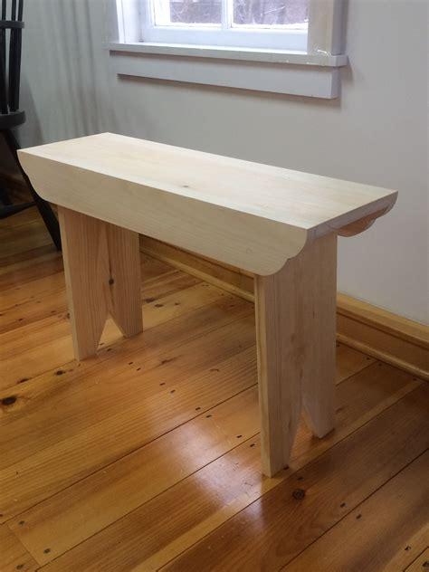 woodworking basics  board bench  green woodshop