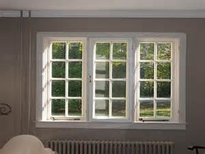 Casement Window Treatments