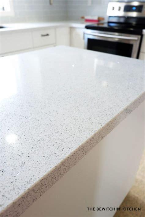 image result  stellar snow quartz white cabinets