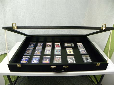 Check spelling or type a new query. Trade Show Display case P302B Baseball Cards, Jewelry, Coins Show Display Case | eBay