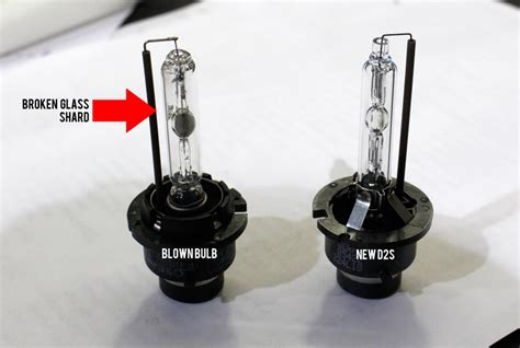 bulb hid replacement diy d2s fluid easier passenger started found side