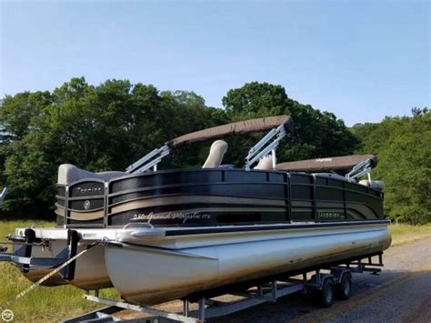 Used Pontoon Boats Premier by 2011 Used Premier Pontoons 250 Ptx Grand Majestic Ltd
