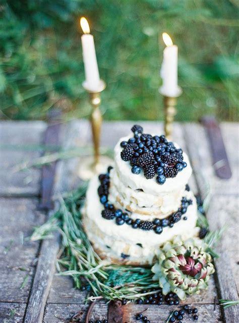 berry wedding cake ideas  pinterest fruit