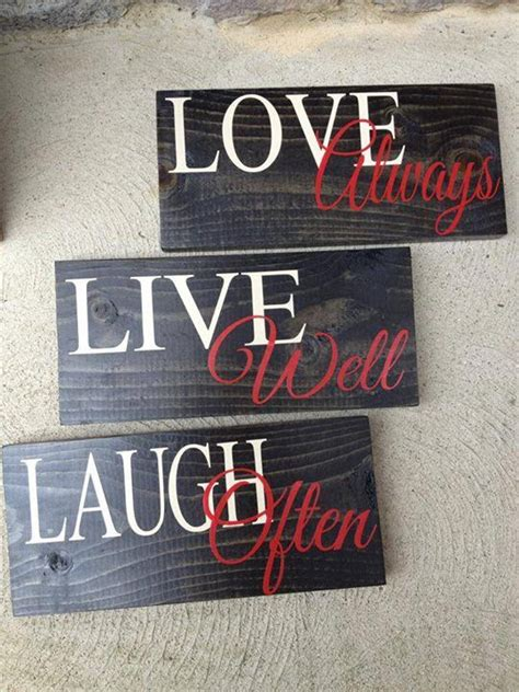 cool diy wood signs