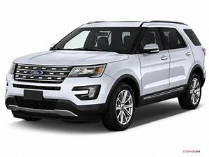 2017 Ford Explorer Base 4wd Configurations  U0026 Trims