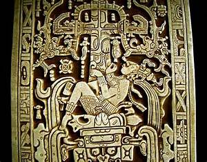 King (Lord) Pakal - Breathing In The Universe