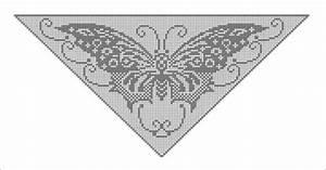 Vlinderpatroon Filet