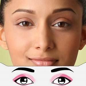 Eye makeup for protruding eyes  Makeup