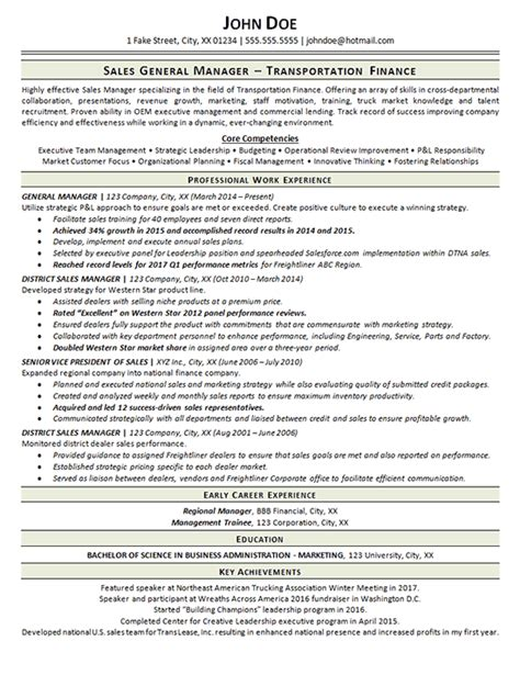 Transportation Resume by Transportation Resume Templates Transportation Specialist